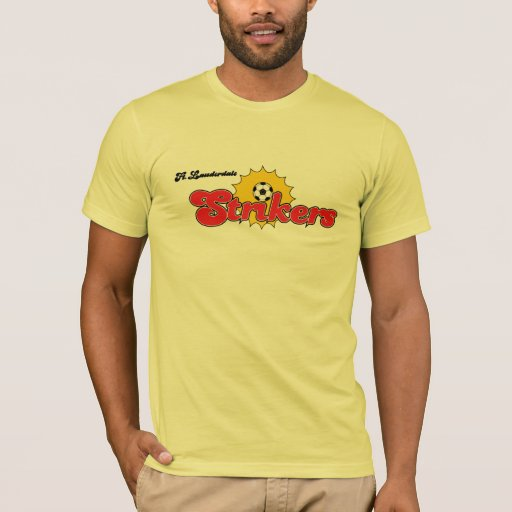 Fort Lauderdale Strikers Shirt