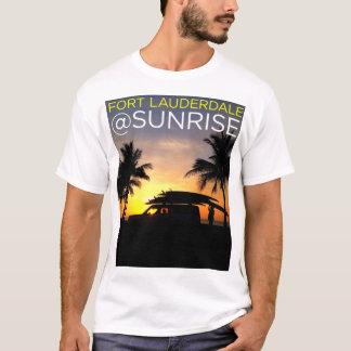 Fort Lauderdale Surf at Sunrise T-Shirt