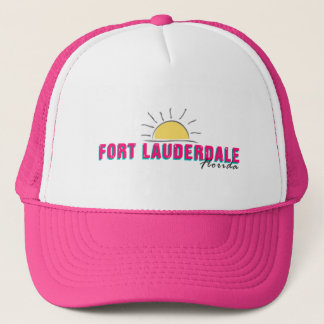 Fort Lauderdale Trucker Hat