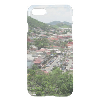 Fort Louis View Toward Marigot Waterfront iPhone 7 Case