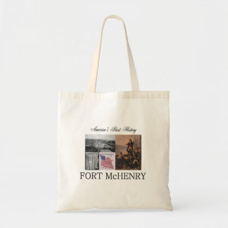 Fort McHenry d'ABH Tote Bag
