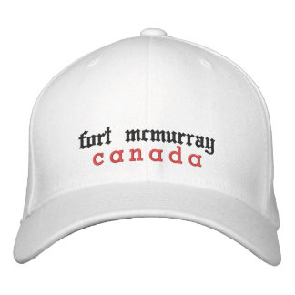 fort mcmurray, canada, Hat