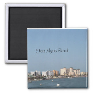 Fort Myers Beach Magnet
