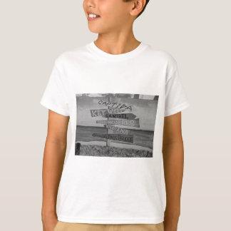 Fort Myers Beach Mural T-Shirt