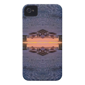 Fort Myers Beach Psychedelic Case-Mate iPhone 4 Case