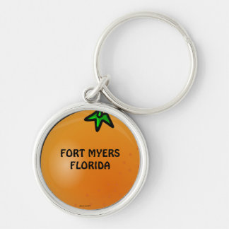 """Fort Myers, Florida"" keychain"