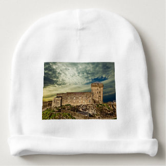 Fort on the hill baby beanie