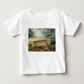 Fort on the hill baby T-Shirt