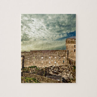 Fort on the hill jigsaw puzzle