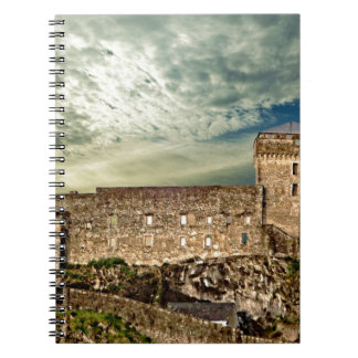 Fort on the hill notebook