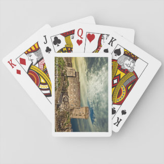 Fort On The Hill Poker Deck