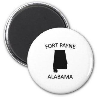 Fort Payne Alabama Magnet