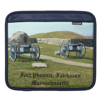 Fort Phoenix, Fairhaven, Mass iPad and Mac Sleeve Sleeve For iPads