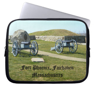 Fort Phoenix, Fairhaven, Mass Laptop Sleeve