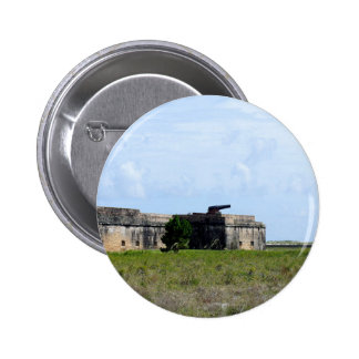 Fort Pickens 2 Inch Round Button