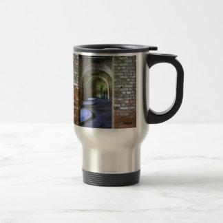 Fort Pickens Interior Travel Mug