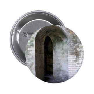 Fort Pickens Walkway 2 Inch Round Button