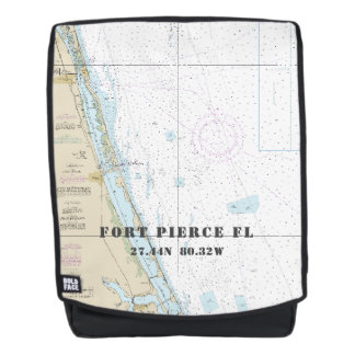 Fort Pierce Florida Nautical Coordinates