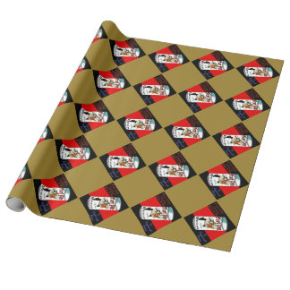 Fort Pitt Beer Wrapping Paper