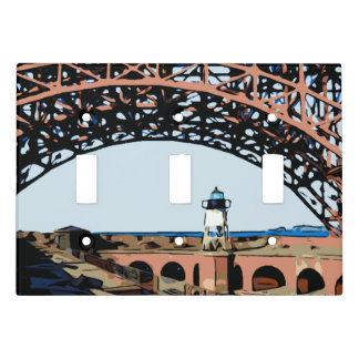 FORT POINT LIGHT LIGHT SWITCH COVER