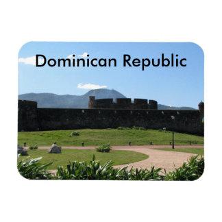 fort Puerto Plata, Dominican Republic Magnet