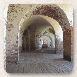 Fort Pulaski Hall Coaster