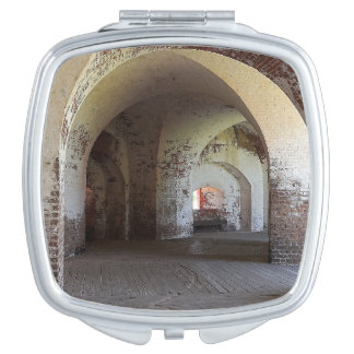Fort Pulaski Hall Compact Mirrors