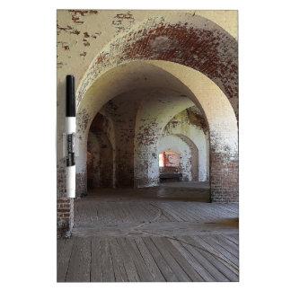 Fort Pulaski Hall Dry Erase Board