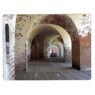 Fort Pulaski Hall Dry Erase White Board