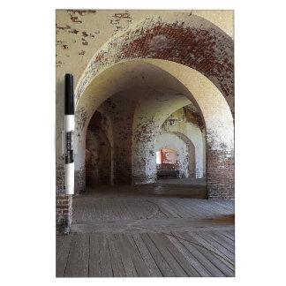 Fort Pulaski Hall Dry-Erase Whiteboards