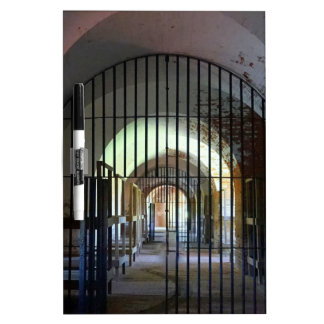 Fort Pulaski Jail Dry-Erase Whiteboards