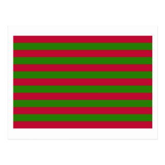 Fort Sackville Flag Postcard