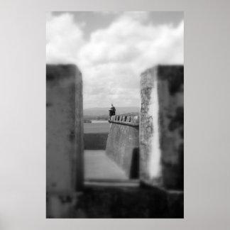 Fort San Felipe del Morro Poster