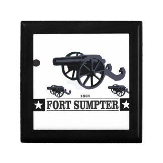 fort sumpter battle gift boxes