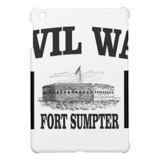 Fort sumpter double star iPad mini covers
