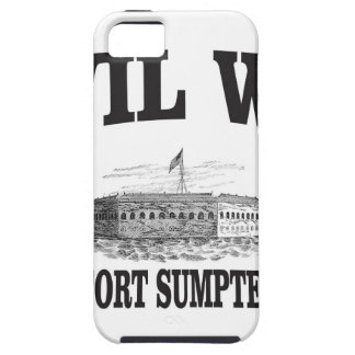 Fort sumpter double star iPhone 5 case