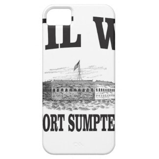 Fort sumpter double star iPhone 5 cases