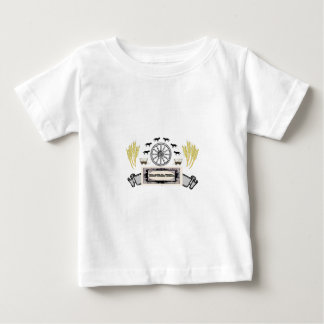 fort walla walla baby T-Shirt