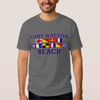 Fort Walton Beach Dark Shirt