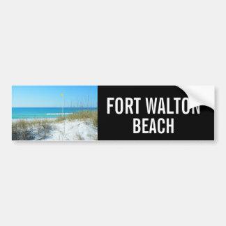 Fort Walton Beach Florida bumper sticker