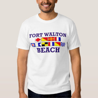 Fort Walton Beach Tee Shirt