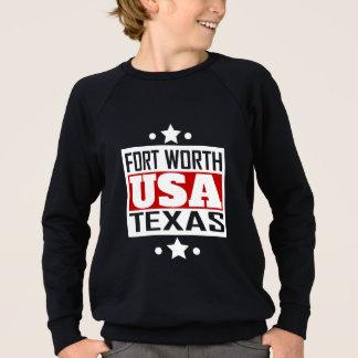 Fort Worth Texas USA Sweatshirt