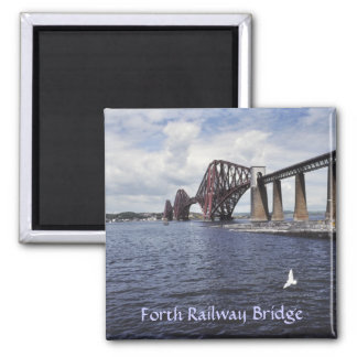 Forth railway bridge magnet