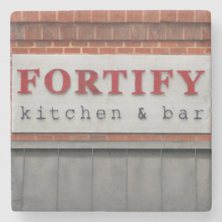Fortify , Clayton, Georgia, Marble Coasters