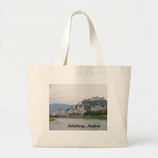 Fortress Hohensalzburg, Salzburg, Austria Large Tote Bag