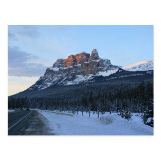 Fortress Mountain Postcard