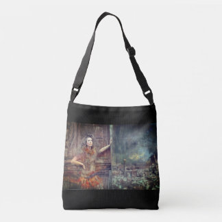 Fortress of Imagination Crossbody Bag