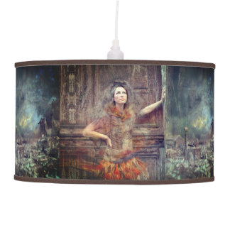 Fortress of Imagination Pendant Lamp