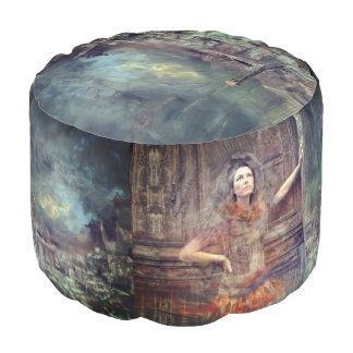 Fortress of Imagination Pouf