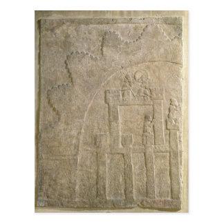 Fortress under Siege, from Nimrud, Iraq Postcard